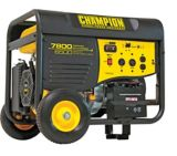 Champion Heavy Duty 6500W Generator | Champion Pwr Equip