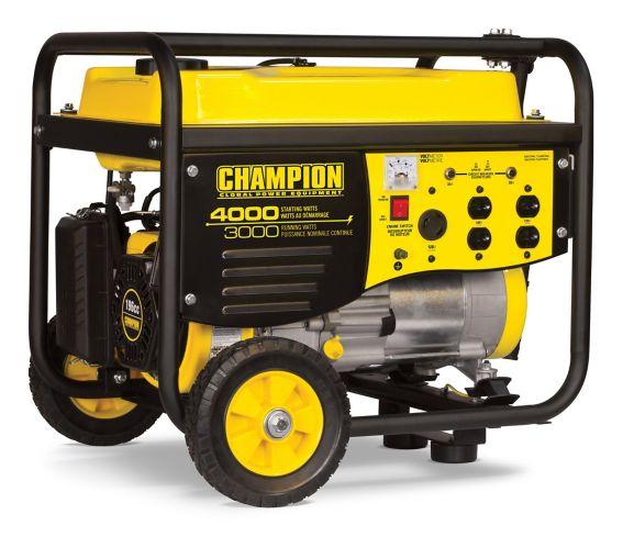 Champion 3000W Gas Generator Product image
