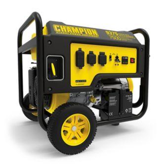 Champion 7500W / 9375W Portable Generator