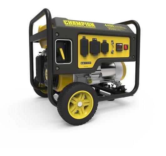 Champion 3550W/4450W Portable Generator