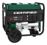 Certified 3550W/4450W Gas Generator | Certified | Canadian Tire