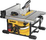 DEWALT DWE7485 8-1/4-in Compact Jobsite Table Saw, 15 Amp   DEWALTnull