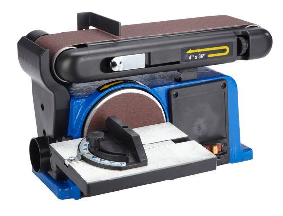 Mastercraft Belt/Disc Sander, 4 x 36-in Product image