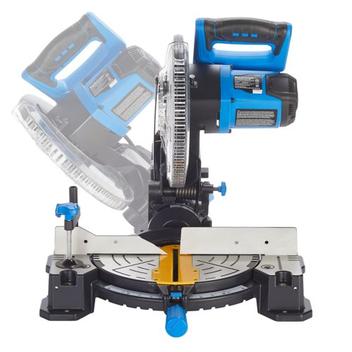Mastercraft Compound Mitre Saw, 10-in Product image