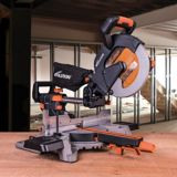Evolution Multi-Material Sliding Mitre Saw, 10-in | Evolution | Canadian Tire