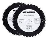 MAXIMUM Assorted Circular Saw Blades, 12-in, 2-pk | MAXIMUM | Canadian Tire