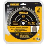DEWALT 40-Tooth Composite Decking Circular Saw Blade, 7-1/4-in | DEWALT | Canadian Tire