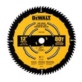 DEWALT 80T Circular Saw Blade, 12-in | Dewalt | Canadian Tire