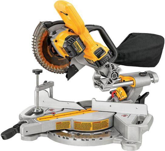 DEWALT DCS361M1 20V MAX 7-1/4-in Sliding Miter Saw, 4.0Ah Product image