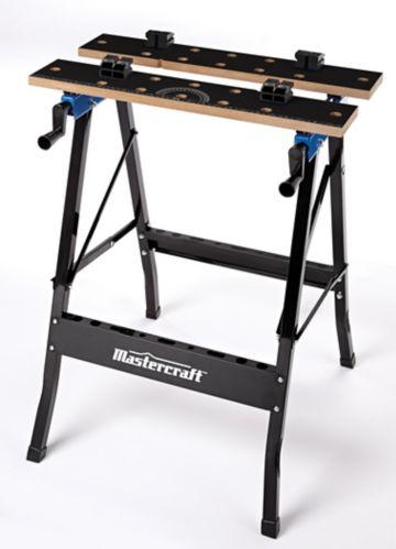 Mastercraft Folding Work Table