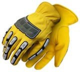 BDG Goatskin Work Glove, Yellow | BDG | Canadian Tire