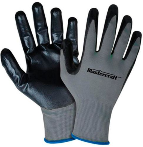 Mastercraft Nitrile Dipped Gloves, 6-pk Product image