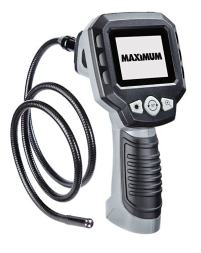 MAXIMUM Inspection Camera
