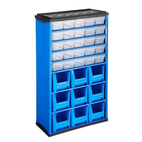 Mastercraft Hybrid 34-Drawer/Bin Cabinet