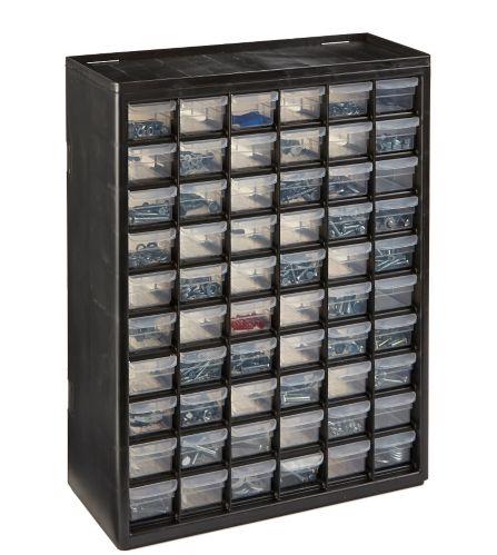 Mastercraft 60-Drawer Plastic Parts Cabinet Product image