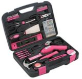 Apollo Pink Hand Tool Set, 135-pc | Apollonull