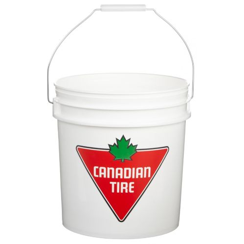 Canadian Tire Food Grade Approved Bucket, 2-Gallon
