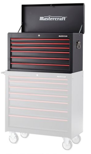 Mastercraft 6-Drawer Chest, 36-in Product image