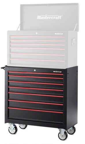 Mastercraft 7-Drawer Cabinet, 36-in Product image