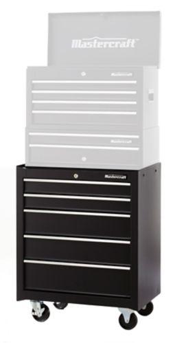 Mastercraft 5-Drawer Cabinet, 26-in