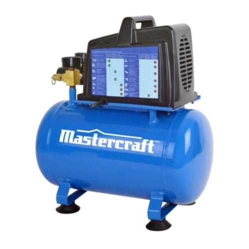 Mastercraft 2 Gallon Air Compressor Product image