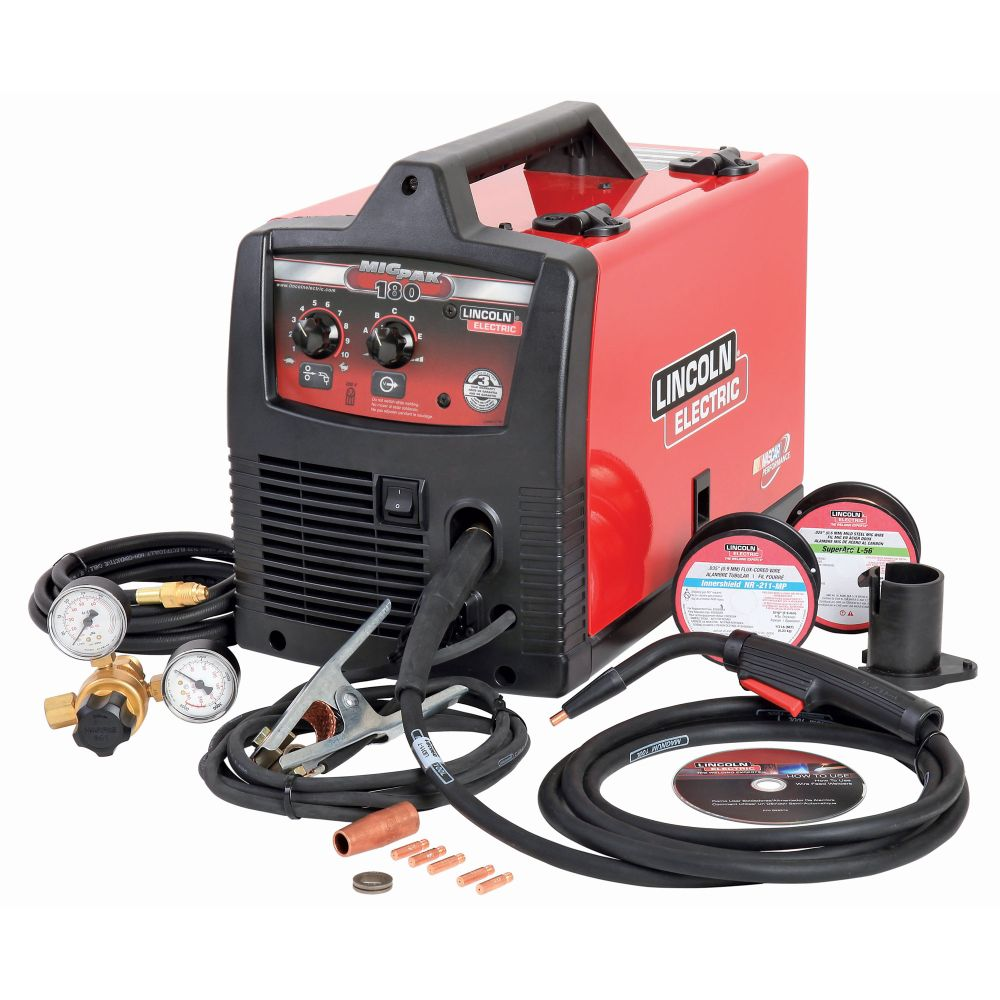 Lincoln Electric MIG Pak 180 Wire Feed Welder K2659-1