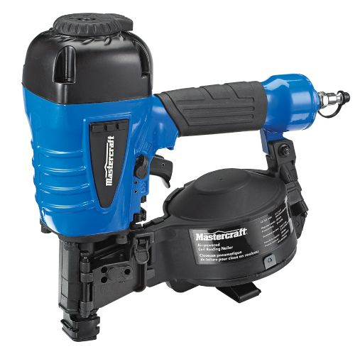 Mastercraft Coil Roofing Nailer Canadian Tire