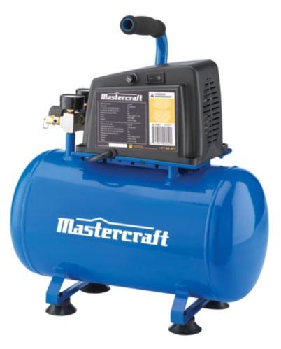 Mastercraft 3 Gallon Air Compressor