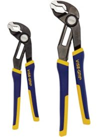 Irwin 8 and 10-in Groovelock Locking Pliers Set