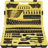 Stanley Black Chrome Socket Set, 183-pc | Stanley | Canadian Tire