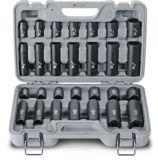 MAXIMUM 1/2-in Professional Grade Impact Socket Set, 28-pc | MAXIMUMnull