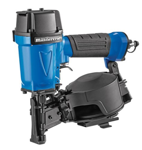 Mastercraft 1 3 4 In Coil Roofing Nailer Canadian Tire