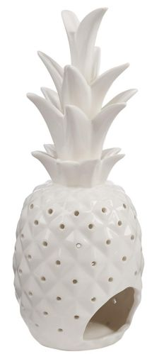 CANVAS White Pineapple Tealight Holder Product image