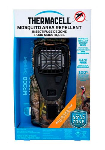 Thermacell Mosquito Repeller & Holster Hunt Pack, Camo Product image