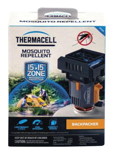 Thermacell Backpacker Mosquito Repeller Product image