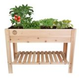 Panacea Cedar Elevated Raised Garden Bed | Panaceanull