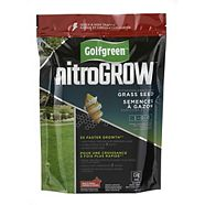 Golfgreen NitroGROW Quick & High Traffic Grass Seed, 1.5-kg