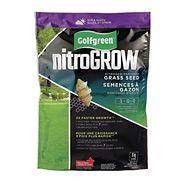 Golfgreen NitroGROW Sun & Shade Grass Seed, 1-0-0, 8-kg