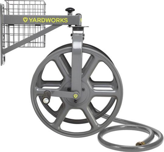 Yardworks 360° Swivel Hose Reel Product image