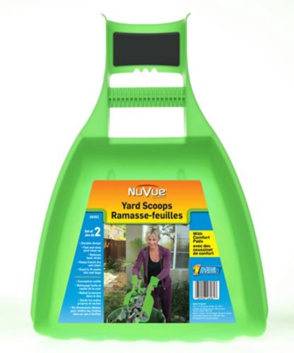 NuVue Yard Scoops, 2-pk Product image