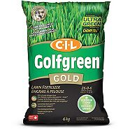 CIL Golfgreen Gold Lawn Fertilizer 26-0-6, 6-kg