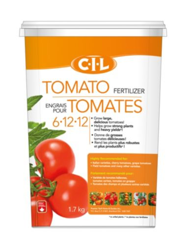 CIL Tomato Food, 6-12-12, 1.7-kg