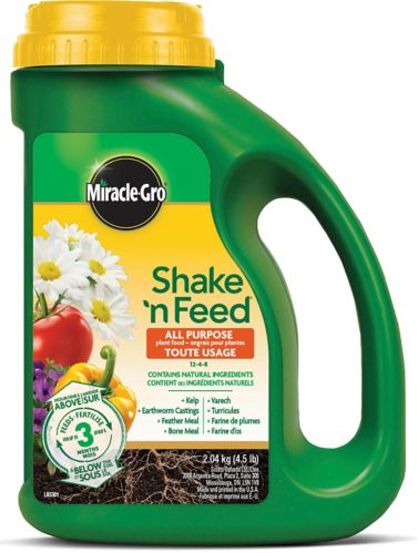 Miracle-Gro Shake 'n Feed All Pupose, 2-kg Product image