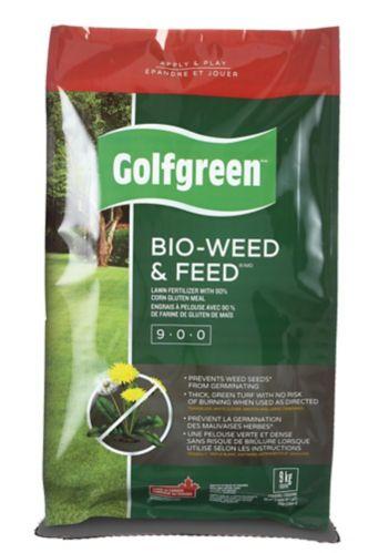 Golfgreen Bio-Weed & Feed, 9-kg