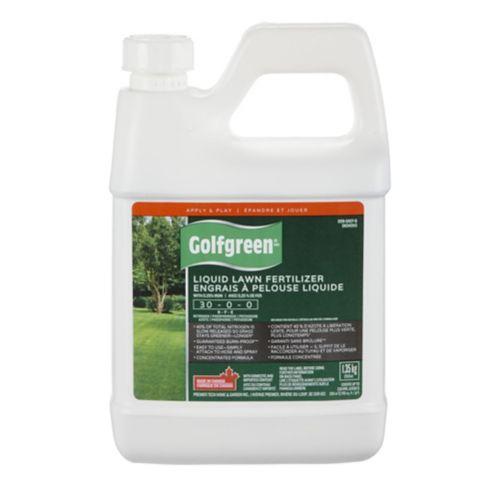 Engrais liquide pour pelouse Golfgreen, 30-0-0 Image de l'article