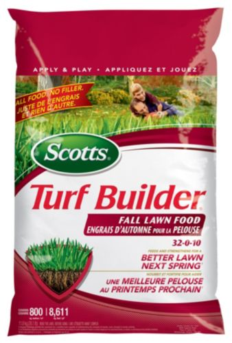 Scotts TurfBuilder FallLawn Food, 800-m2 Product image
