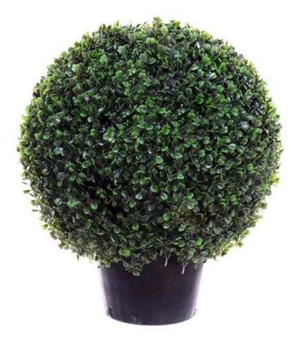 CANVAS Artificial Boxwood Ball Tree, 18.5-in Product image