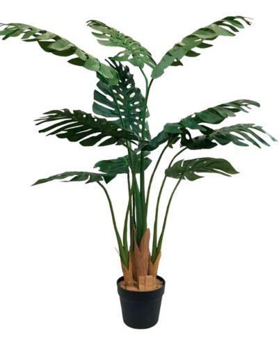 CANVAS Decorative Artificial Split Philo Plant, 40-in Product image