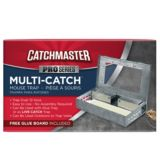 Catchmaster Metal Multi-Catch™ Mouse Trap | Catchmasternull
