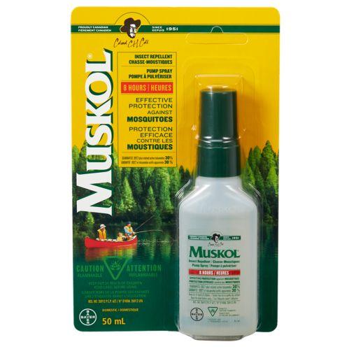 Chasse-moustiques liquide à vaporiser Muskol Image de l'article